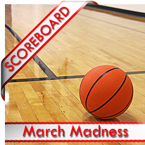 March Madness Scoreboard