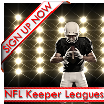 NFL Keeper Leagues Signup Now