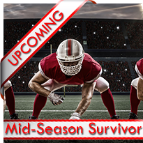 NFL Mid Season Survivor Upcoming